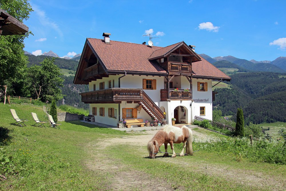Farm holidays in Chienes – South Tyrol