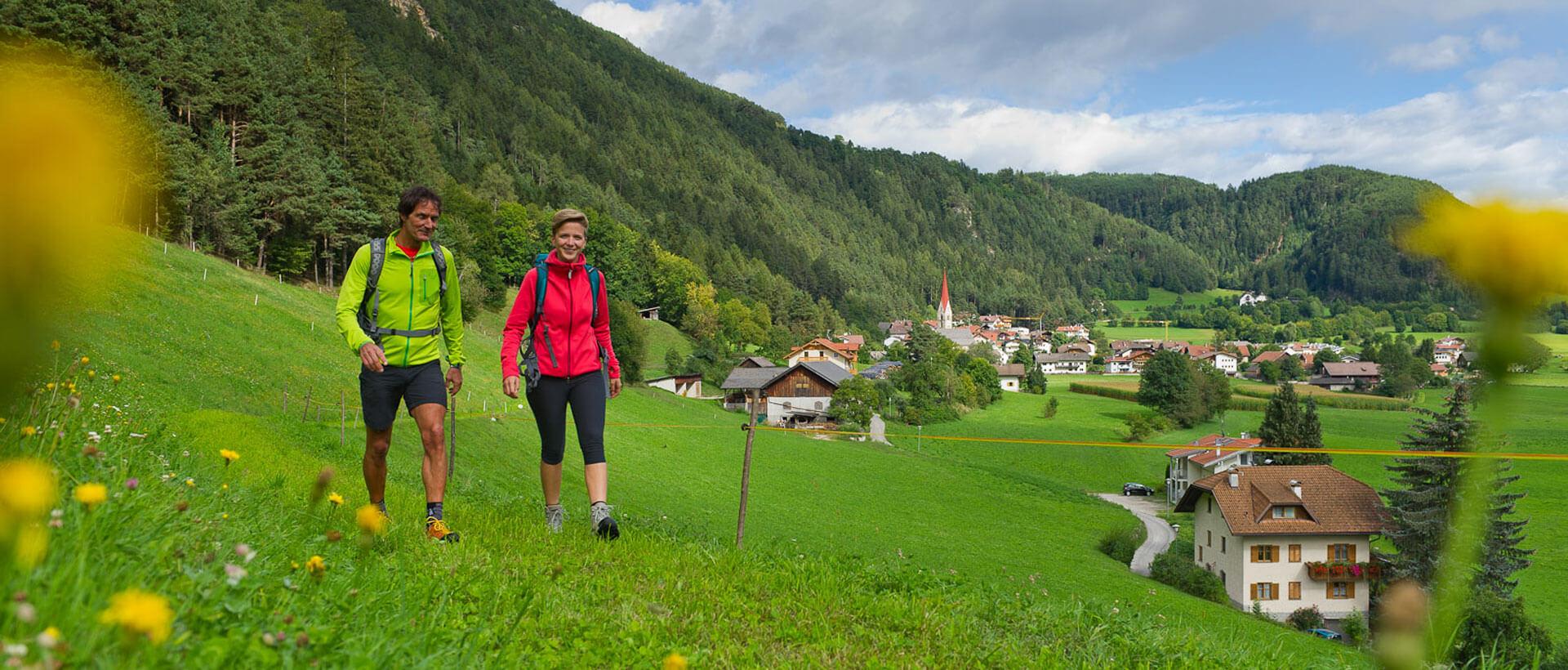 Urlaub auf dem Bauernhof - Pustertal / Südtirol