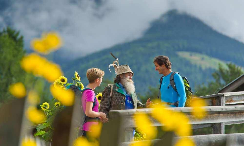 Urlaub in Ehrenburg / Kiens - Pustertal