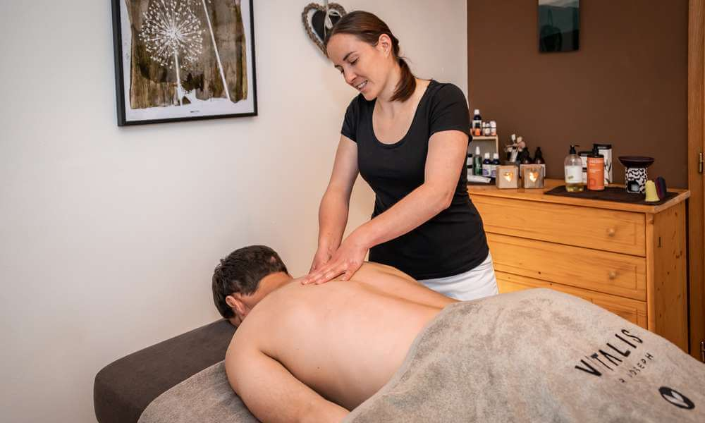 wellness in agriturismo
