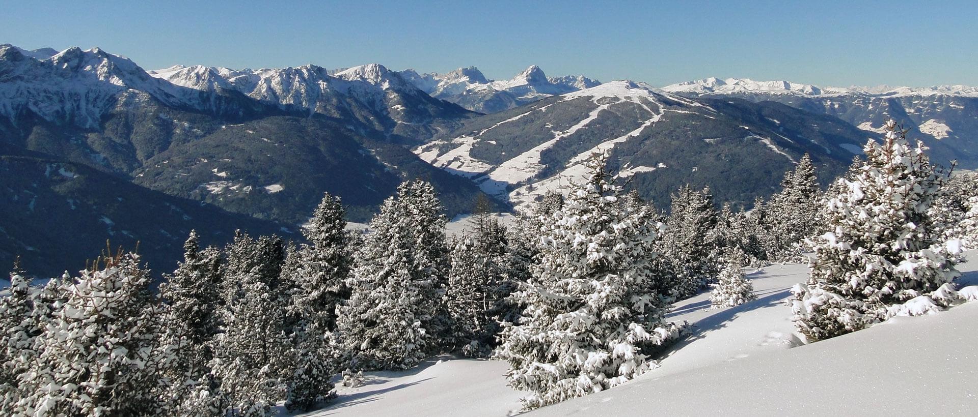 Winterurlaub Pustertal - Südtirol
